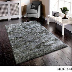 Rugs - Silver Grey